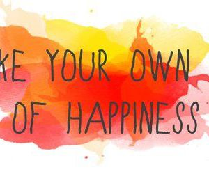 colours and happiness image