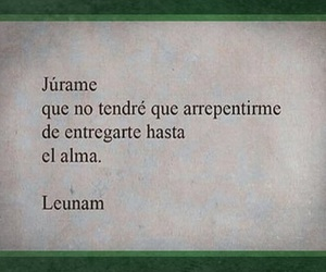 alma, amor, and frases image