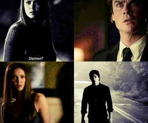 ian somerhalder, Nina Dobrev, and parallel image