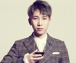 btob, eunkwang, and kpop image