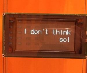 orange, grunge, and quotes image
