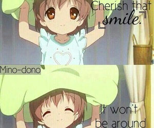 quote, sad, and clannad image