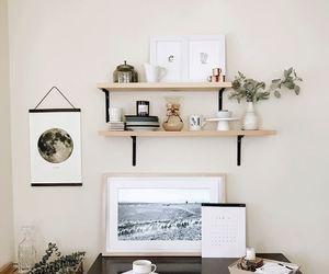 decor, minimal, and white image