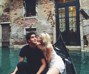 goals, couple, and venice image