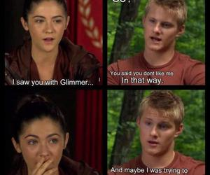 clato, Clove, and the hunger games image