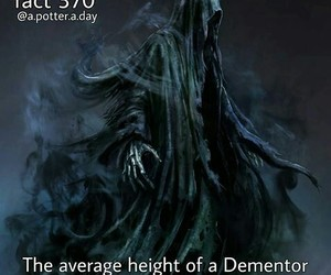 dementors and harry potter facts image