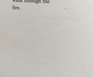 Bukowski, fire, and poetry image