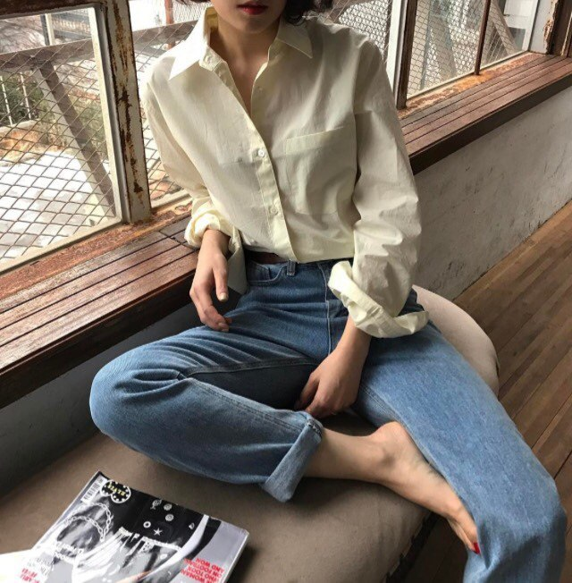 fashion, outfit, and casual image