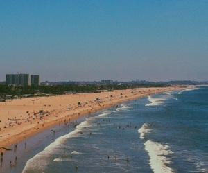 beach, california, and l.a. image