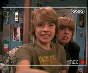 disney channel and zack y cody image