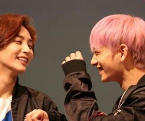 jihan, jeonghan, and Seventeen image