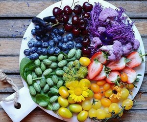 beautiful, colors, and FRUiTS image
