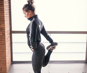 body, cardio, and booty image
