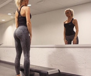 booty, butt, and EXCERCISE image