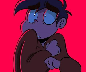 just friends, marco diaz, and 💔 image