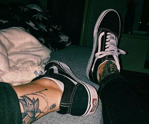vans and tattoo image