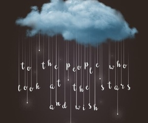 beautiful, quote, and stars image