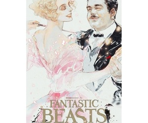 jacob, fantastic beasts, and queenie goldstein image
