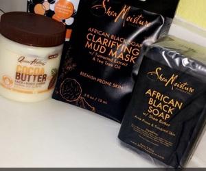 African, black girls, and melanin image