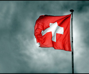 schweiz, switzerland, and flagge image