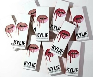 kylie, cosmetics, and makeup image