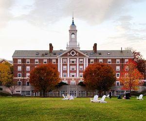 campus, harvard, and university image