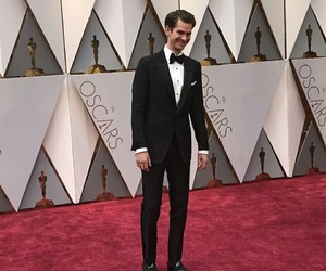 oscars, andrew garfield, and red carpet image