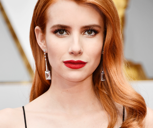 emma roberts, oscar, and pretty image