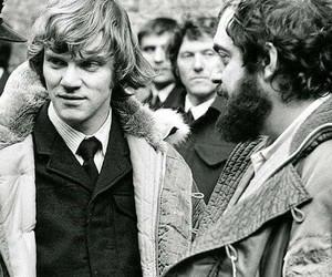 Malcolm McDowell, a clockwork orange, and Stanley Kubrick image