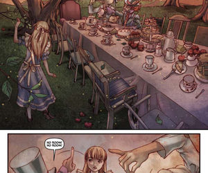 alice, funny, and girl image