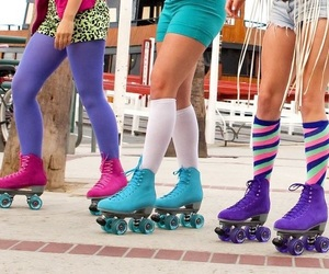 friendship and rollerblades image