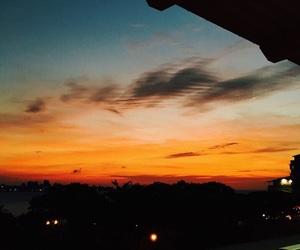 beautiful, sunset, and tumblr image