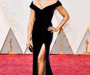 oscars, dress, and taraji p henson image