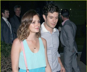 adam brody, leighton meester, and the oc image