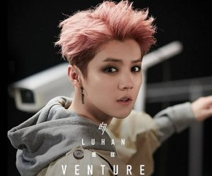 luhan, exo, and venture image