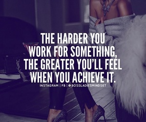 motivational, boss lady, and quotes image