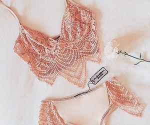 lace, underwear, and lingerie image