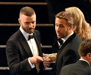 justin timberlake, ryan gosling, and actor image