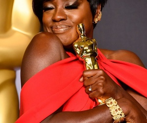 viola davis and oscars 2017 image