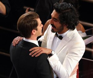 Dev Patel and andrew garfield image