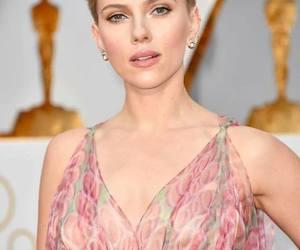 oscar, actress, and Scarlett Johansson image