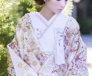 costume, dress, and japan image
