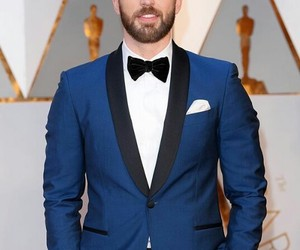 actor, blue, and chris evans image