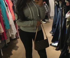 fashion, style, and black girls image
