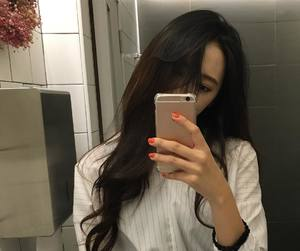 asian, cute, and beautiful image