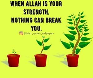 allah, inspiration, and islamic image