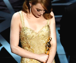 emma stone and oscars image