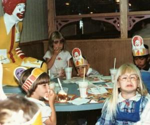 80s, food, and kids image