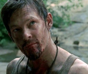 dixon, norman, and the walking dead image
