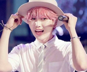 kpop, baro, and jinyoung image